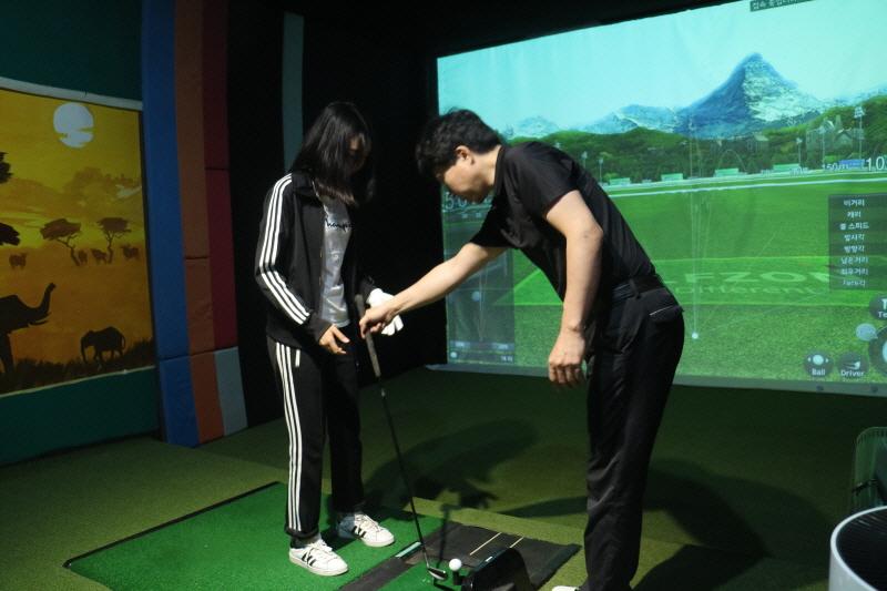 2019년 골프특별수업