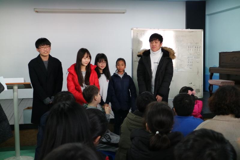 2017.02.14 학생회장단 선거