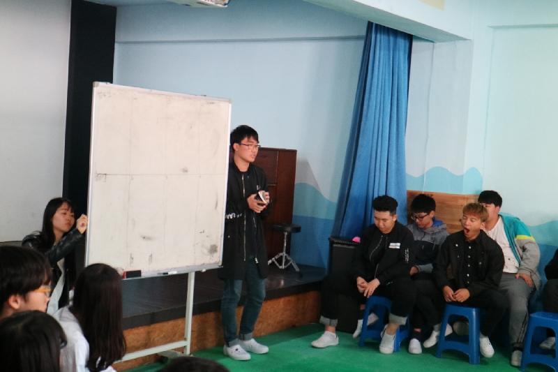 2017.04.28 공동체회의 및 생일파티