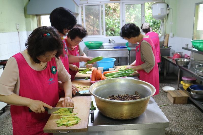 6월 세계음식 먹는날 (한국음식 비빔밥)
