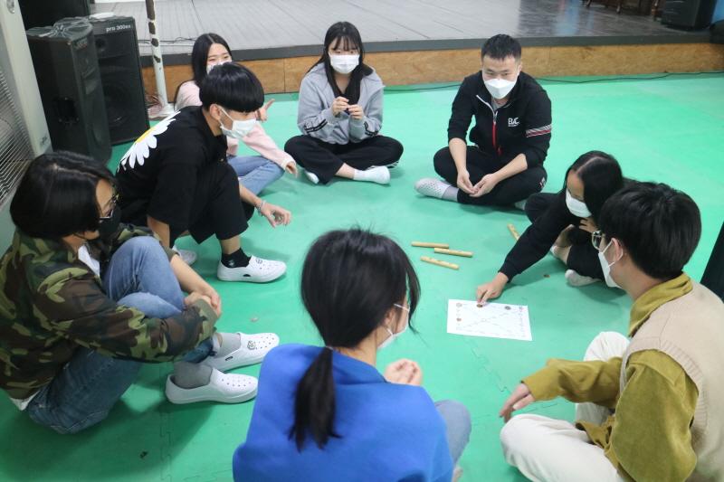 한국 전통놀이(윷놀이)